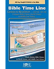 Bible Time Line Pamplet