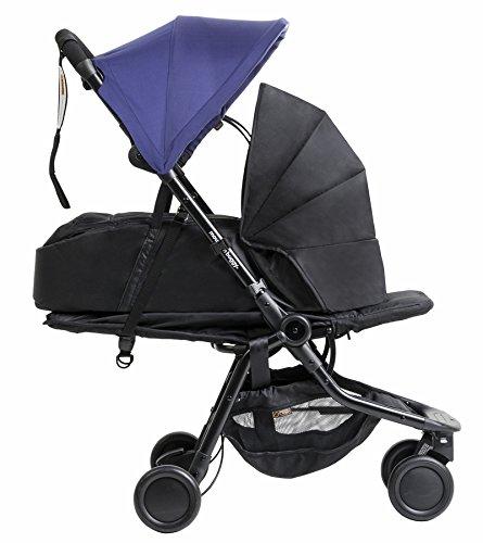 187 Mountain Buggy Nano V2 Stroller With Bonus Cocoon