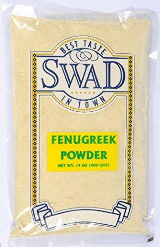 Swad Fenugreek Powder 14 Oz by SWAD,LAXMI,SUPREME