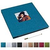 13.2x12.8 Inch Large Self Adhesive Photo Album