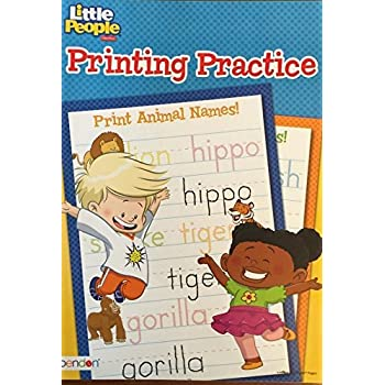 Amazon.com: Fisher Price 4 Book Set Educational Activity Workbooks ...