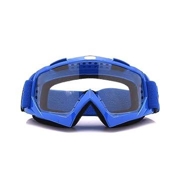 3edebed4ca WDDP Gafas De Esquí para Hombres Y Mujeres, Gafas De Snowboard OTG De Doble  Lente, Protección UV400 Y Antivaho, para Patinaje Motos De Nieve para  Esquiar,H: ...