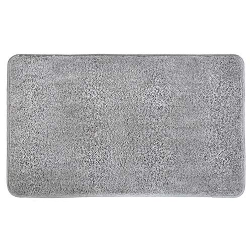 Indoor Doormat Super Absorbs Mud Absorbent Rubber Backing Non Slip Door Mat for Front Door Inside Floor Dirt Trapper Mats Cotton Entrance Rug, 20