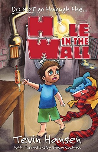Hole in the Wall: (humorous adventure for kids 9-12) 2nd Grade Reading Level Books