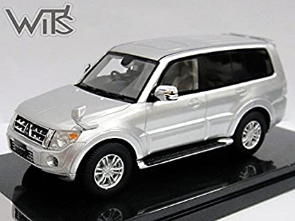 WITS 1 43 PAJERO SUPER EXCEED Cool Silver Metallic