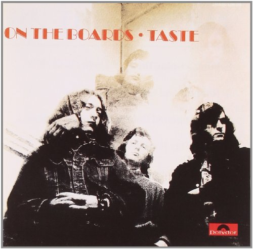 Taste: On The Boards (Audio CD)