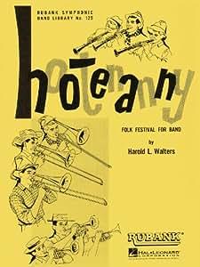 Hootenanny - Concert Band - SET