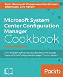 img - for Microsoft System Center Configuration Manager Cookbook - Second Edition book / textbook / text book