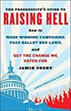 img - for The Progressive's Guide to Raising Hell: How to Win Grassroots Campaigns, Pass Ballot Box Laws, and Get the Change We Voted for   [PROGRESSIVES GT RAISING HELL] [Paperback] book / textbook / text book