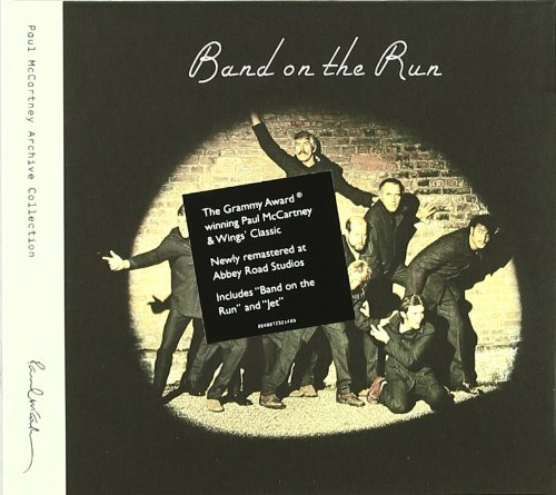 Paul McCartney - Band on the Run: 25th Anniversary Edition (disc 1) - Zortam Music