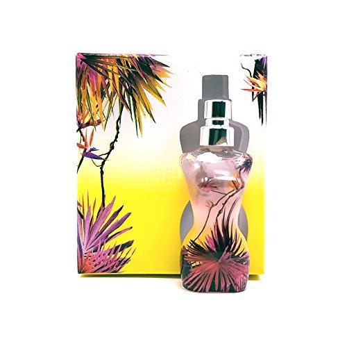 Classique Summer 2012 Jean Paul Gaultier for women - Miniature Fragrance, Eau de Toilette Splash-On, 3.5 ml / .11 -