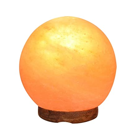 Kidsu0027 Room Décor/Lamps U0026 Lighting/Lamps Round Night Light Crystal Salt Lamp