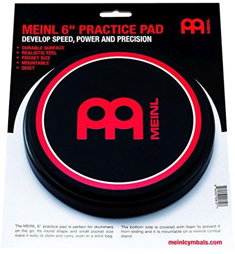 Meinl Cymbals MPP-6 6-Inch Practice Pad