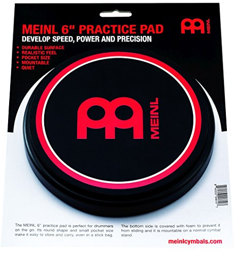 Meinl Cymbals MPP-6 6-Inch Practice Pad