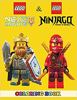 lego nexo knights and lego ninjago