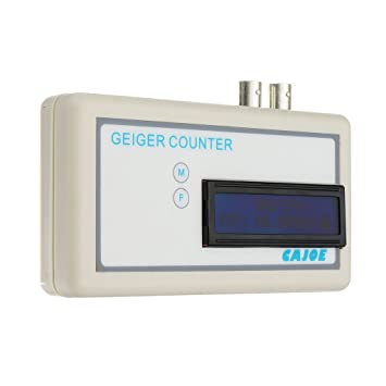 MagiDeal Gmj3 Geiger Counter Meter Detector de Radiación Dispositivo de Detección Herramientas: Amazon.es: Electrónica