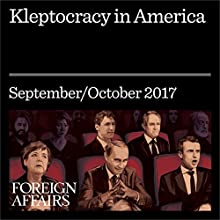 Kleptocracy in America Other by Sarah Chayes Narrated by Kevin Stillwell