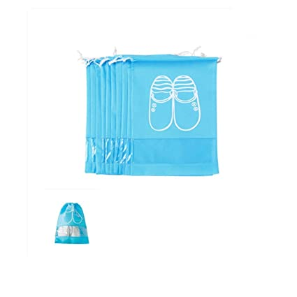 10 Pack Bolsas para Zapatos, Bolsa Impermeable Telas no ...