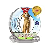 Flea and Tick Collar for dogs - Prevention Essential Oil for Pets / Control 8 month protection feature