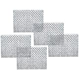 Luffy Stainless Steel Mesh, 2.5x4 Inches, No More Messy or Floating Moss, Strong and Flexible, Easy to Use with All…