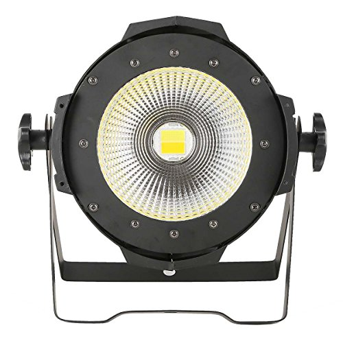 Tengchang 100W COB Warm/Cool White 2in1 LED DMX Light Aluminium Stage DJ Show Lighting