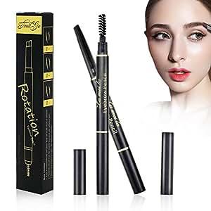 Ceja Lápiz, Eyebrow Pencil, Lápiz de cejas automático, Long Lasting resistente al agua
