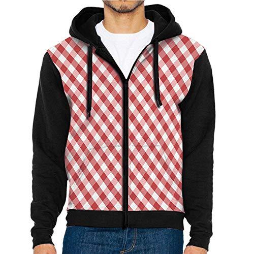 3D Printed Hooded Sweatshirts,Retro Style Abstract Pattern,Hooded Casual Pocket Sweatshirt - Ansi Hooded Jacket Fleece