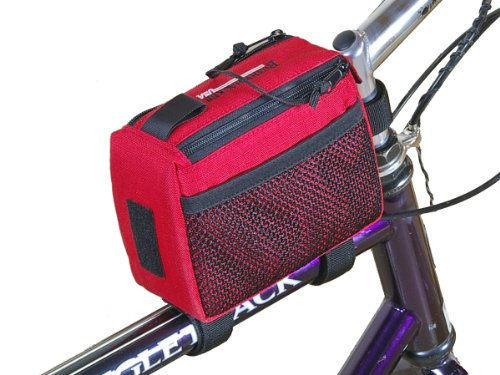 Bushwhacker Diablo Red Bicycle Accessories