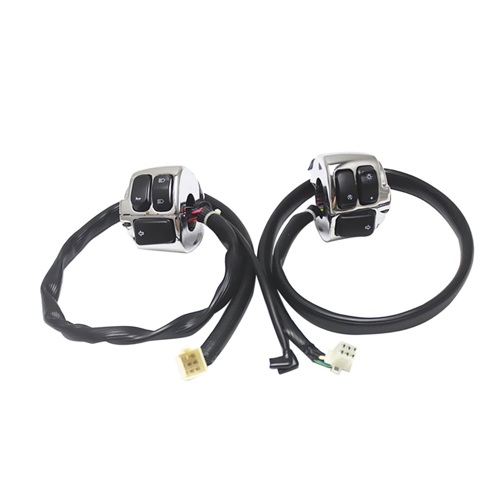 51Q3v1bFfbL._SL1024_ amazon com dovewill pair motorcycle 25mm handlebar switch control  at edmiracle.co