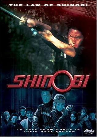 Amazon.com: Shinobi: The Law of Shinobi by Kenji Matsuda ...