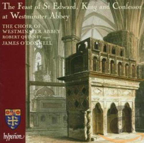 The In stock Feast of St Edward King Abbey Confessor Westminster at and Spasm price