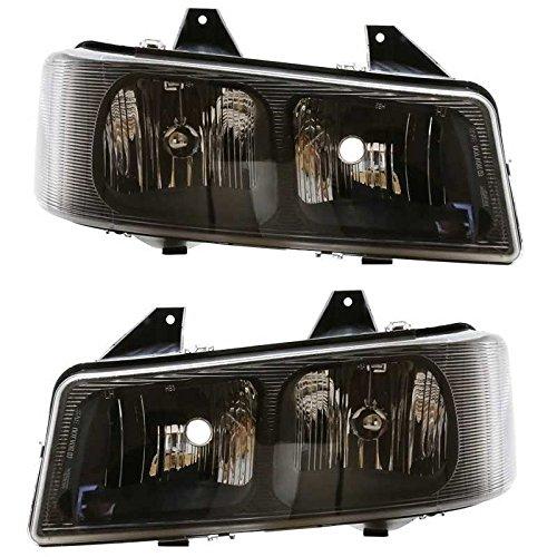 Prime Choice Auto Parts KAPCV10095A1PR Headlight Pair