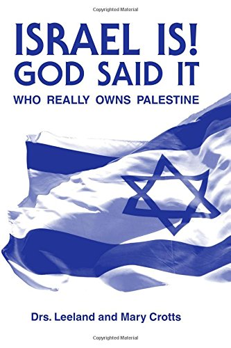 Download Israel is!   God said it: Who Really Owns Palestine? pdf