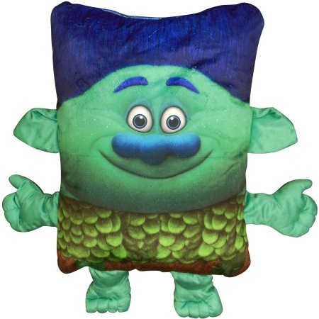 DreamWorks Trolls Branch 3D Pillow Buddy (Size: 18