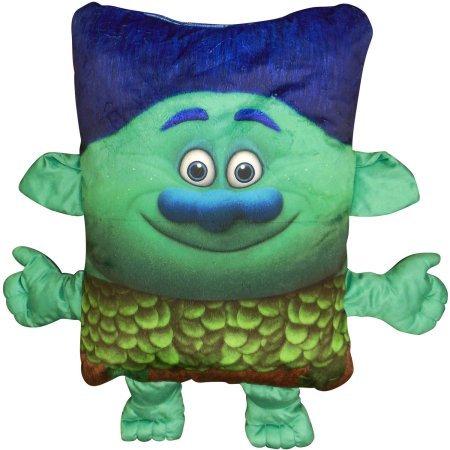 DreamWorks Trolls Branch 3D Pillow Buddy (Size: 18