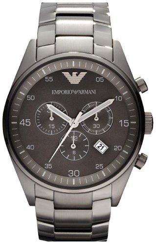 Emporio Armani Sportivo Chronograph Mens Watch - Sale Emporio Armani
