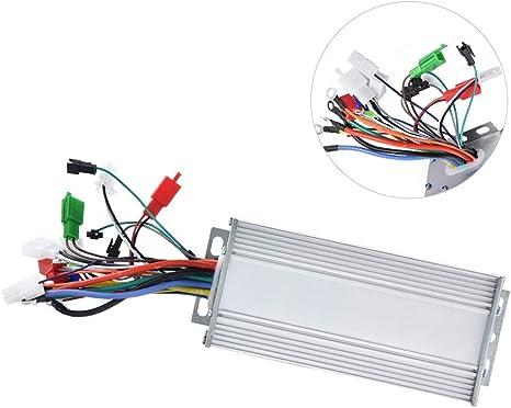 VGBEY Controlador sin escobillas del Motor, 36V / 48V 1000W ...