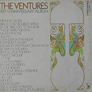 The Ventures - 10th Anniversary Album - Liberty - LBS 83 398/99 ...