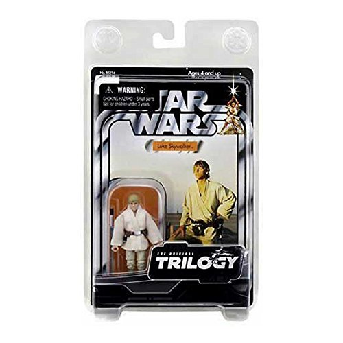 Original Trilogy Collection Luke Skywalker - Star Wars Original Trilogy Collection Luke Skywalker Action Figure