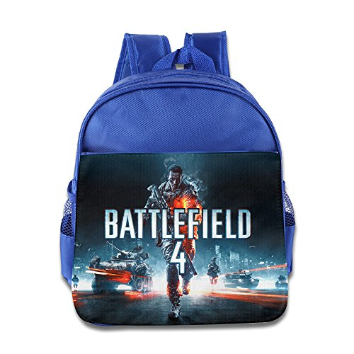 Price comparison product image MoMo Unisex Battlefield 4 Poster Children School Backpack For Little Kids