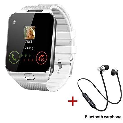 MINSINNY Reloj Inteligente Bluetooth Smart Watch Smartwatch ...