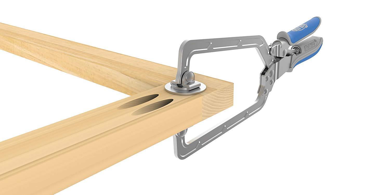 KREG TOOL KHC6 Kreg Wood Project Clamp With Automaxx, 6'', 2 Pack by KREG (Image #5)