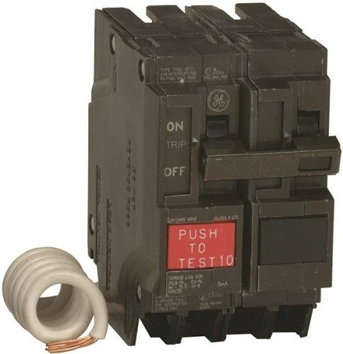 Breaker30a Dp Gf Slftest (Ge Circuit Single Pole Breaker)