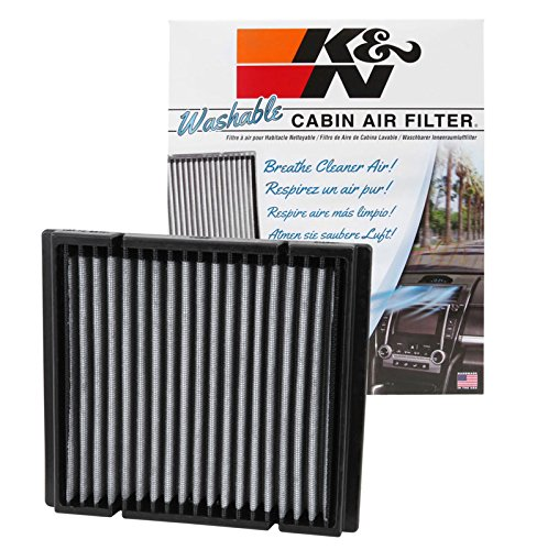 VF2019 K&N CABIN AIR FILTER (Cabin Air Filters):