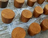 10 (ten) Bung Plug Stoppers For Wine Barrels