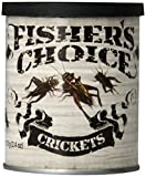 Fisher's Choice: Crickets - 70 g 2.4 oz