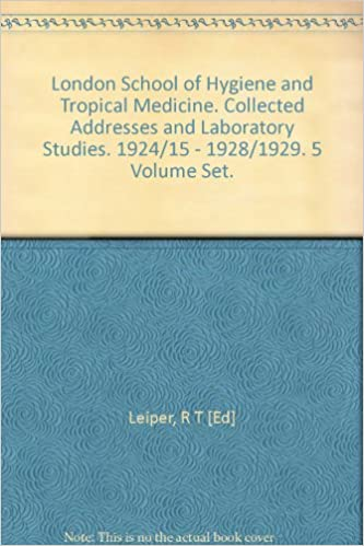 Tropical Medicine Books Pdf