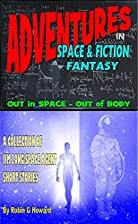 Adventures in Space & Fiction Fantasy (Jim long space agent Book 6)