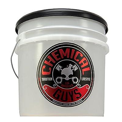 Chemical Guys IAI519 Bucket Lid, Black: Automotive