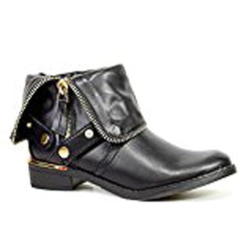 Ambassador Zapatillas Altas Mujer, Color Negro, Talla 40